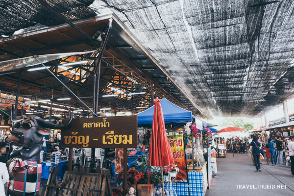 Kwan Riam Floating Market 1