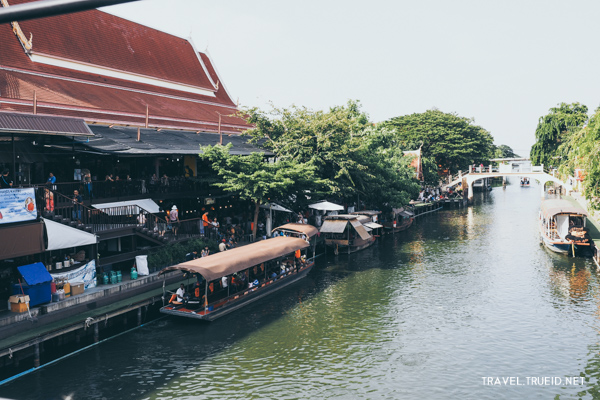 Kwan Riam Floating Market 2