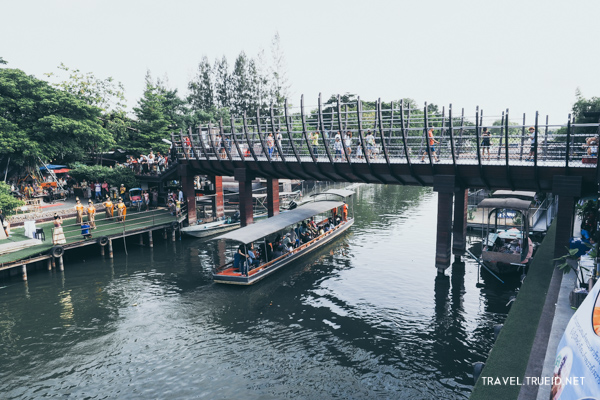 Kwan Riam Floating Market 3
