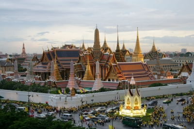 Top Tourist Attractions in Bangkok