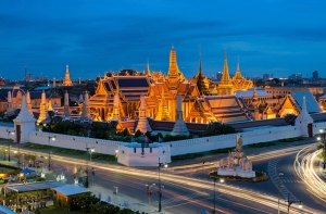 All Central and Northern Thailand 10 Day Tour for Big Group