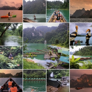 Khao Sok National Park-Cheow Lan Lake Adventure, Surat Thani